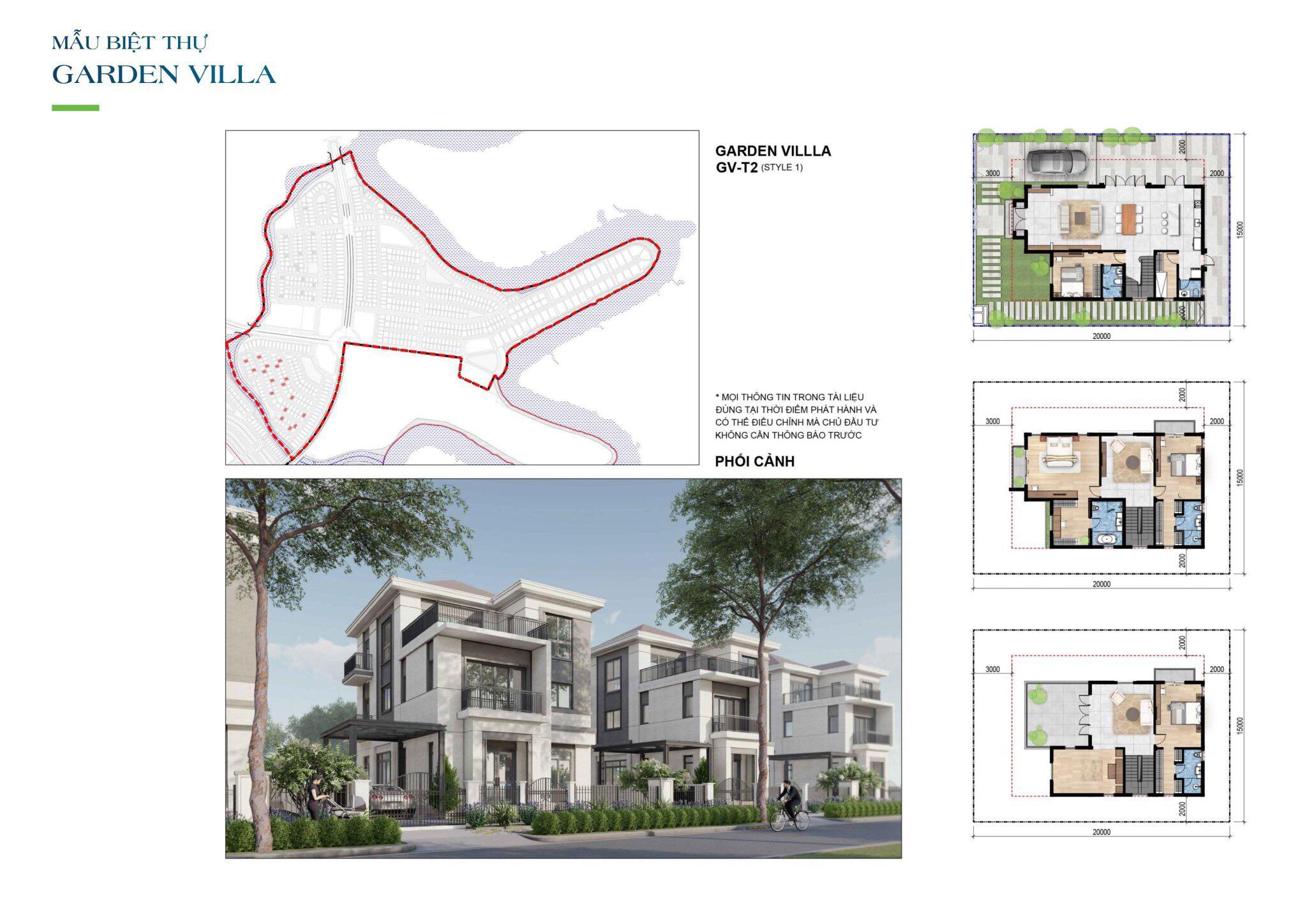 Aqua City Villa - Đẳng cấp số 1 của dự án ven sông Đồng Nai 3