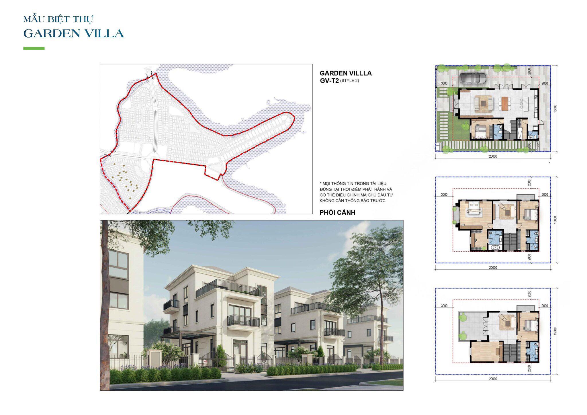 Aqua City Villa - Đẳng cấp số 1 của dự án ven sông Đồng Nai 2