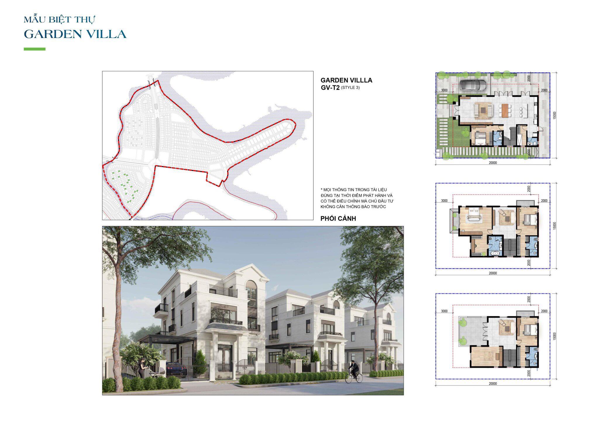 Aqua City Villa - Đẳng cấp số 1 của dự án ven sông Đồng Nai 1