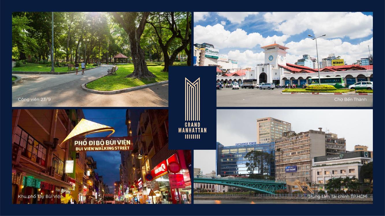 Điểm mặt những dự án căn hộ cao cấp Quận 1 đầu tư là lời 2