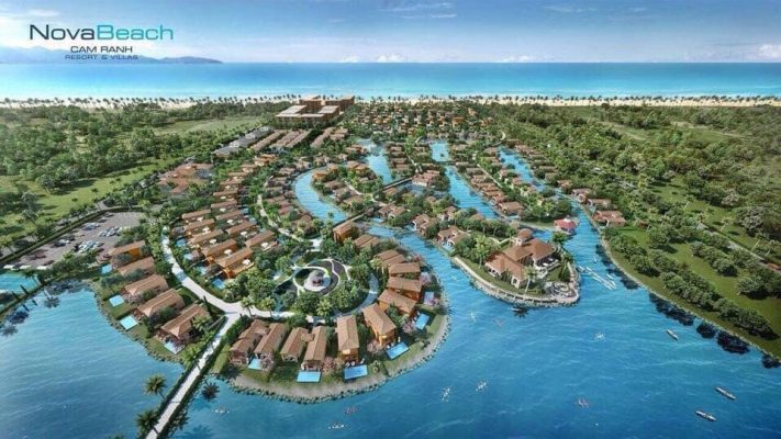 Các dự án nghỉ dưỡng tại khu du lịch sinh thái phức hợp biển Hồ Tràm 23