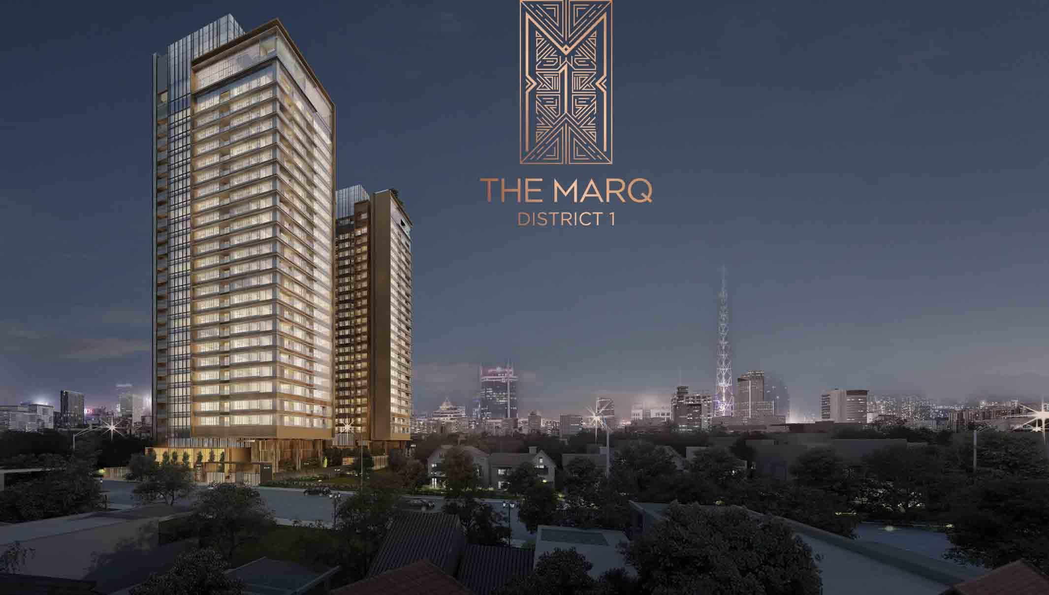 Điểm mặt những dự án căn hộ cao cấp Quận 1 đầu tư là lời 3