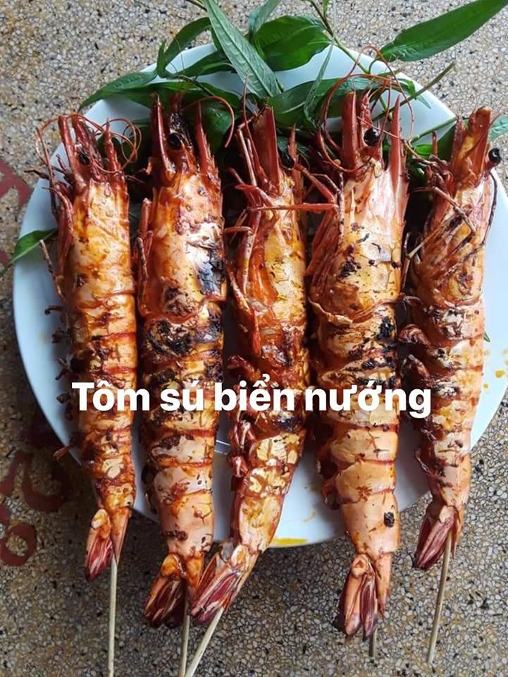 Quán Cây Dương Hồ Tràm - Địa điểm ăn uống ngon tại Vũng Tàu 2