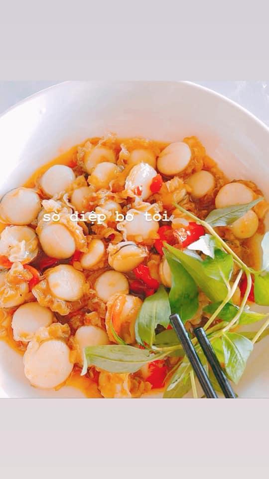 Quán Cây Dương Hồ Tràm - Địa điểm ăn uống ngon tại Vũng Tàu 3