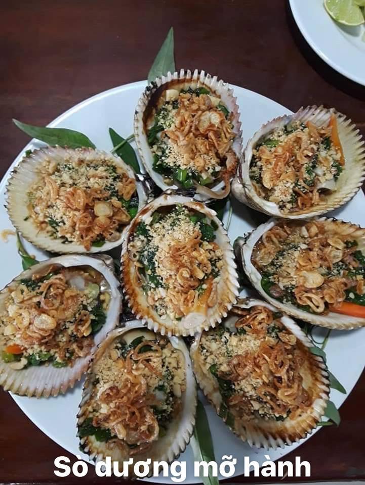 Quán Cây Dương Hồ Tràm - Địa điểm ăn uống ngon tại Vũng Tàu 4