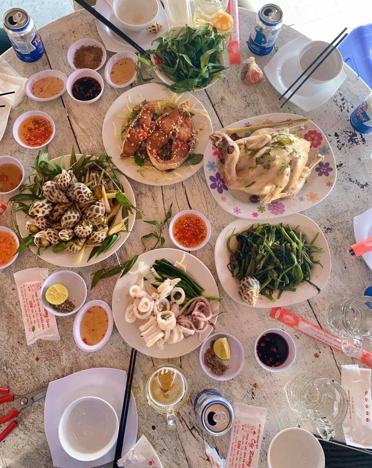 Quán Cây Dương Hồ Tràm - Địa điểm ăn uống ngon tại Vũng Tàu 14