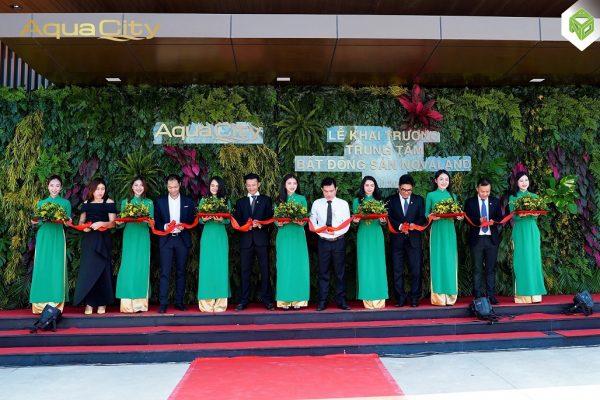 Novaland khai trương Sàn giao dịch Aqua City tại Đồng Nai 10