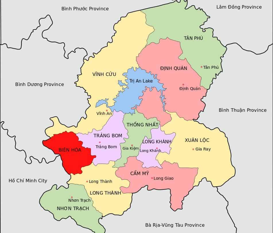 Dong-Nai-Map